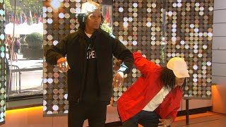Video Les Twins, Winners On 'World of Dance,' Perform Live On TODAY | TODAY download MP3, 3GP, MP4, WEBM, AVI, FLV September 2017