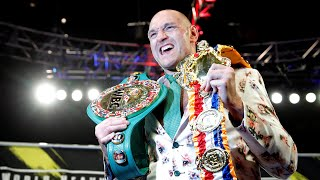 video: Tyson Fury:The clown prince who conquered the world as the Gypsy King