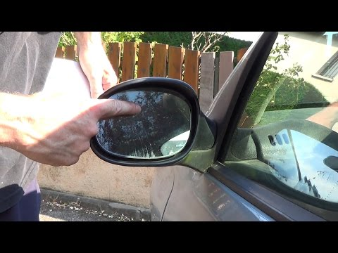 How to replace side mirror on 2013 f150 autos post for Miroir 150 projector