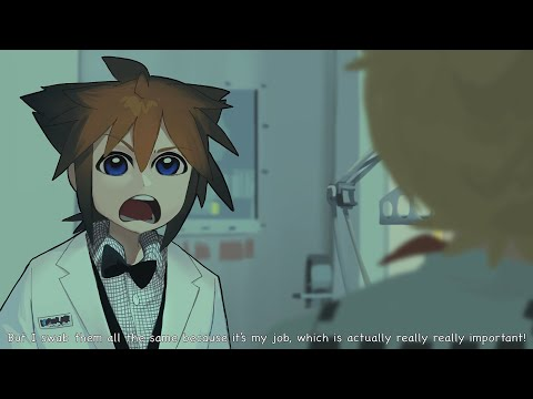 Haley Joel Osment  Accidental Sora Voice