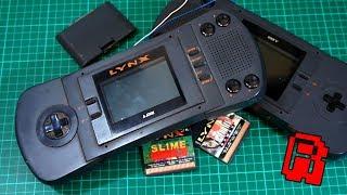 Atari Lynx Tear Down - Trash to Treasure Pt1