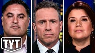 Cenk Debates Ana Navarro On CNN
