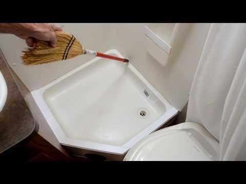 RV Tip #8 - Fix your shower leak