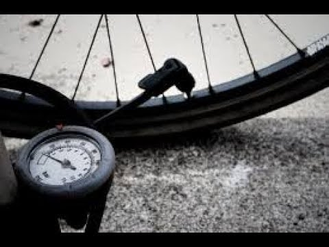 How to inflate tubeless road bike tyres