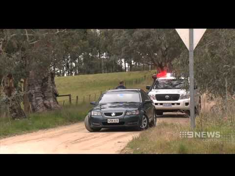 Bank SA Robbery | 9 News Adelaide
