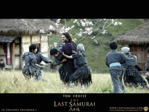 "The Last Samurai Soundtrack ""A Small Measure of Peace"""