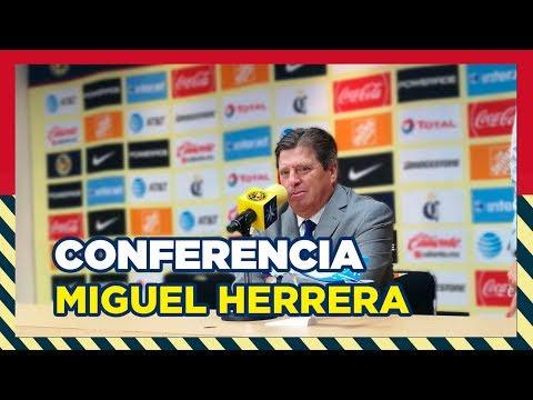 Conferencia de Prensa con Miguel Herrera | Cuartos de Final - Vuelta
