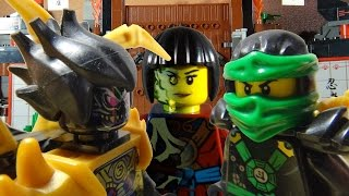 LEGO NINJAGO THE MOVIE PART 22 - CURSE OF THE OVERLORD