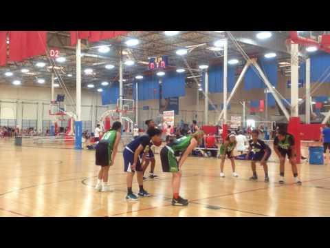 Proformance Hawaii vs LPF Lady Elite Blue - MSNM The Dream Tournament - July 25, 2017