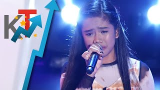 Isang Manlapaz performs Roses for The Voice Teens Philippines 2020 Knockout Round