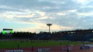 2012年J2第37節愛媛FC戦.