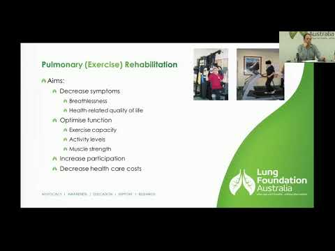 Webinar: Exercise and Pulmonary Fibrosis