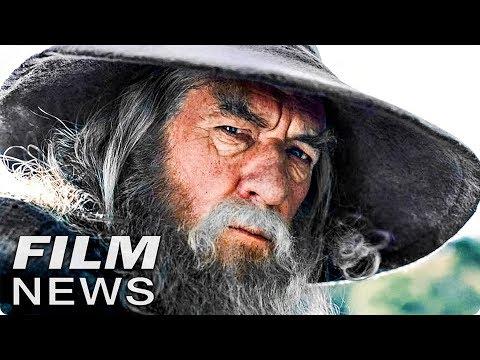 Kehrt Gandalf Zurück? - FILM NEWS