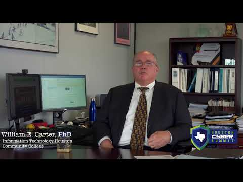 Bill Carter: Value of the Houston Cyber Summit