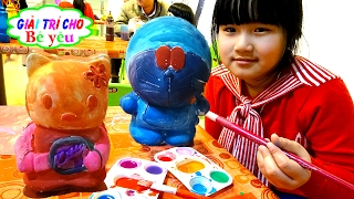 Doraemon BABY AND CAT huge HUYỀN KITTY by entertainment for baby