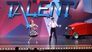 Victoria Lee Wood & Chase Bowden - Musical Theatre