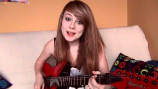 Alexandra Gadzina - Smile cover ( Avril Lavigne )