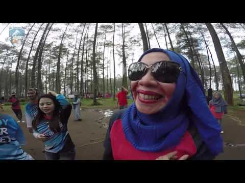 OUTBOUND BANDUNG - Family Gathering Telkom