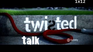 """Twisted Podcast- Episode 1x12 """"Dead Men Tell Big Tales"""""""