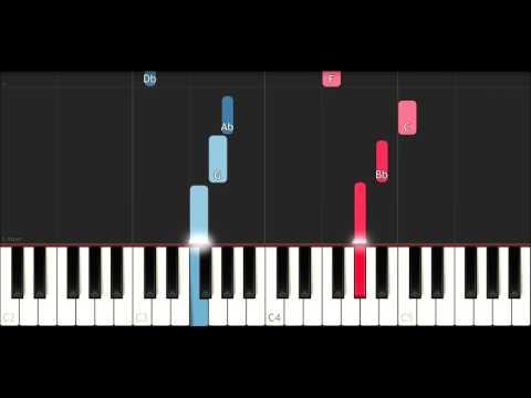 Logic ft. Alessia Cara - 1-800-273-8255 (SLOW EASY PIANO INSTRUMENTAL TUTORIAL)