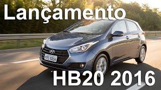 Hyundai HB20 é reestilizado e ganha câmbio automático de 6 marchas