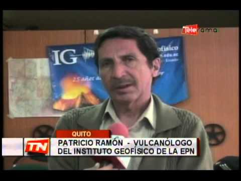 Actividad del volcan Tungurahua es moderada alta