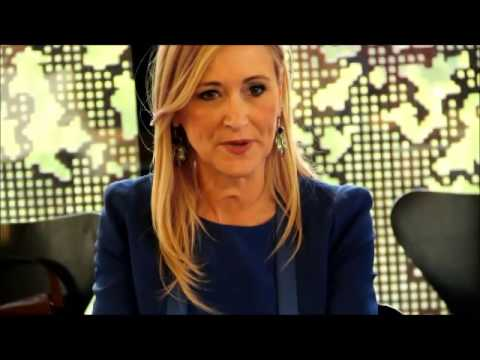 Cristina Cifuentes, 'Influyente 2.0' de MADRID WOMAN'S WEEK