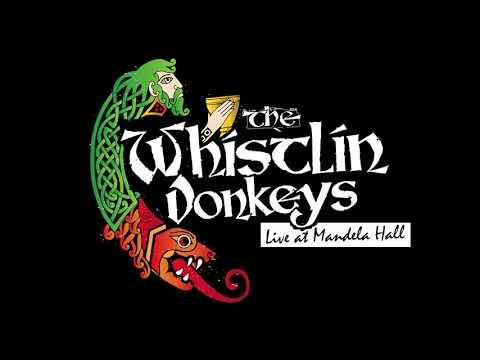 The Whistlin Donkeys - South Australia - LIVE at Mandela Hall