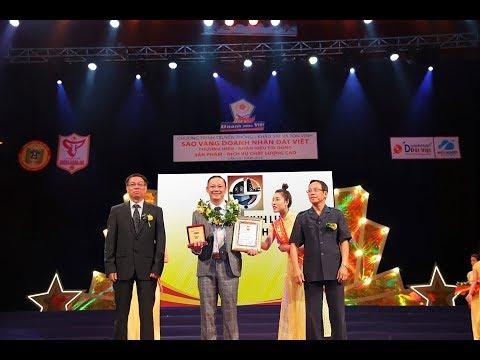 HTV1: Luật sư BÙI TRỌNG HIỂN nhận giải thưởng SAO VÀNG DOANH NHÂN ĐẤT VIỆT 2019