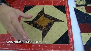 Mind blown! Quilt patterns for layered patchwork