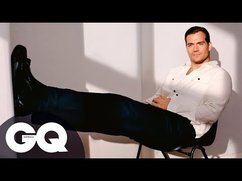 Go  Of Our Henry Cavill GQ Cover Shoot