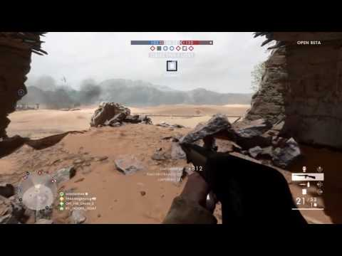 Battlefield 1 Open Beta Must See Medic Bloodshed