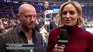 Alan Shearer Discusses Growth of NBA in Europe | New York Knicks | MSG Networks