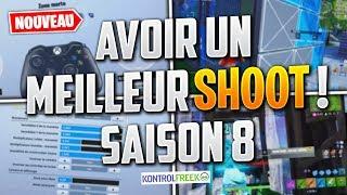 AVOIR UN MEILLEUR SHOOT SUR FORTNITE! (PS4/XBOX ONE | SAISON 8)