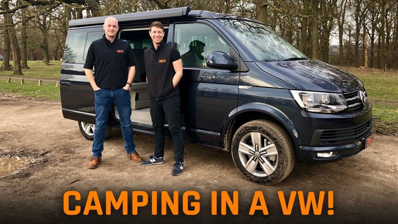 Volkswagen California Ocean Camper Van - WHAT'S IT LIKE?