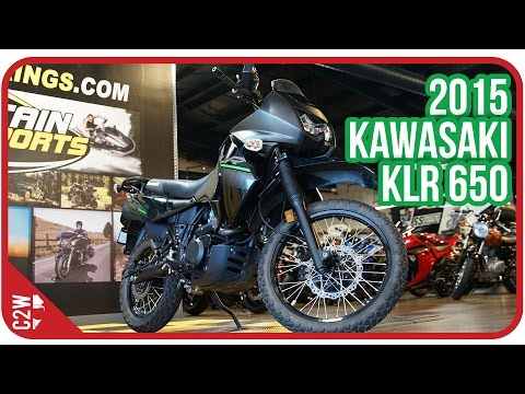 2015 Kawasaki KLR 650 | First Ride