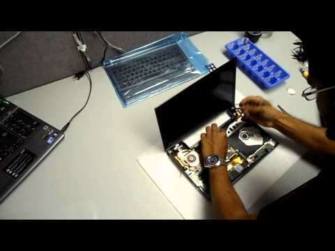 Sony Vaio VPC-Z1190S LCD Screen Repair by PCNix Toronto 2/2