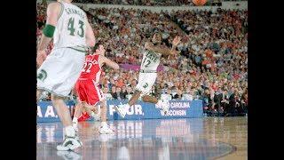 2000 NCAA Final Four Semi Final  Michigan State vs  Wisconsin