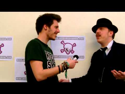 Jamie Lenmen (Reuben) Interview - Takedown Festival 2014