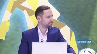 Raport de Joc - invitat  Daniel Isăilă, selecționer România U21