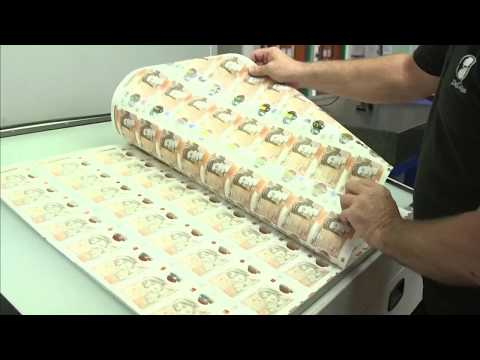 New £10 note enters circulation - Chloe Keedy reports