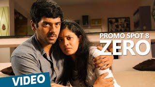 Zero Promo Spot 8 (20 Sec) | Ashwin | Sshivada | Nivas K Prasanna | Shiv Mohaa
