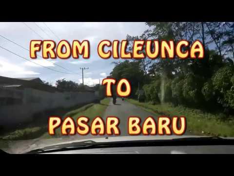 FROM CILEUNCA TO PASAR BARU