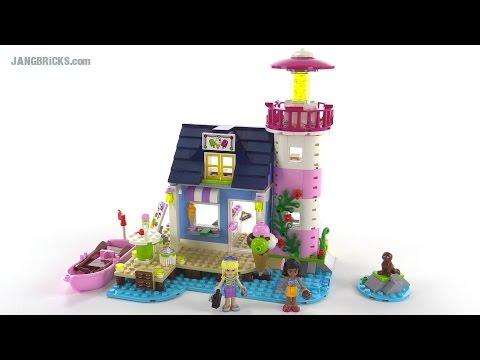 lego friends heartlake lighthouse review set 41094 youtube. Black Bedroom Furniture Sets. Home Design Ideas