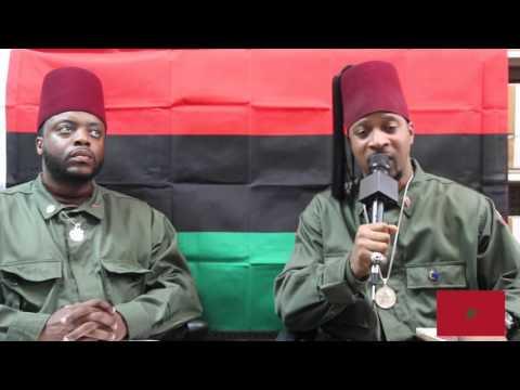 The Moorish Science Temple speaks to  African Americans &The Hebrew Israelites