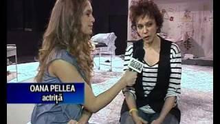 Oana Pellea - Actorii romani despre teatru, cariera si viata