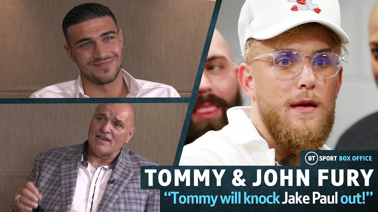Tommy Fury calls out Jake Paul after victory over Anthony Taylor