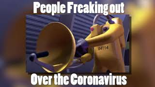 Disney Predicts COVID-19 | Monsters Inc.