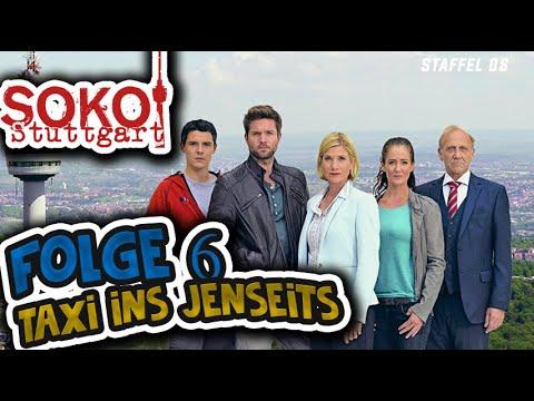 Heute im 12 Türchen Vom TV Adventskalender SOKO Stuttgart Taxi ins Jenseits