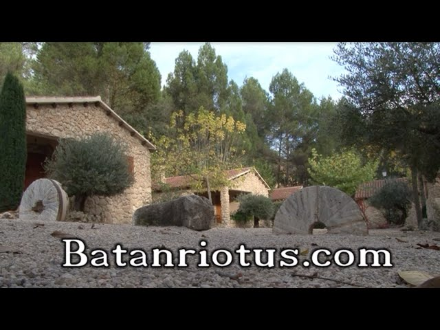 Casas Rurales Batán Río Tus